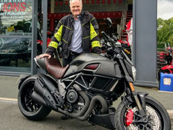 Ducati Preston Customers