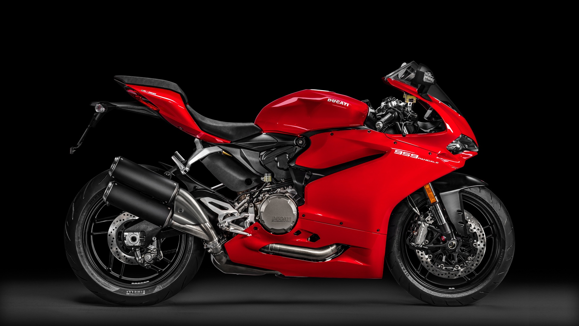 2017 Ducati 959 Panigale for sale at Ducati Preston, Lancashire, Scotland