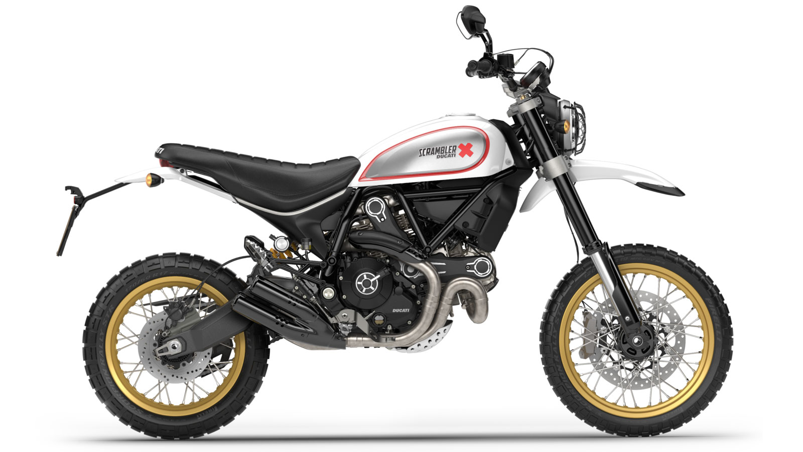 2017 Ducati Desert Sled for sale at Ducati Preston, Lancashire, Scotland
