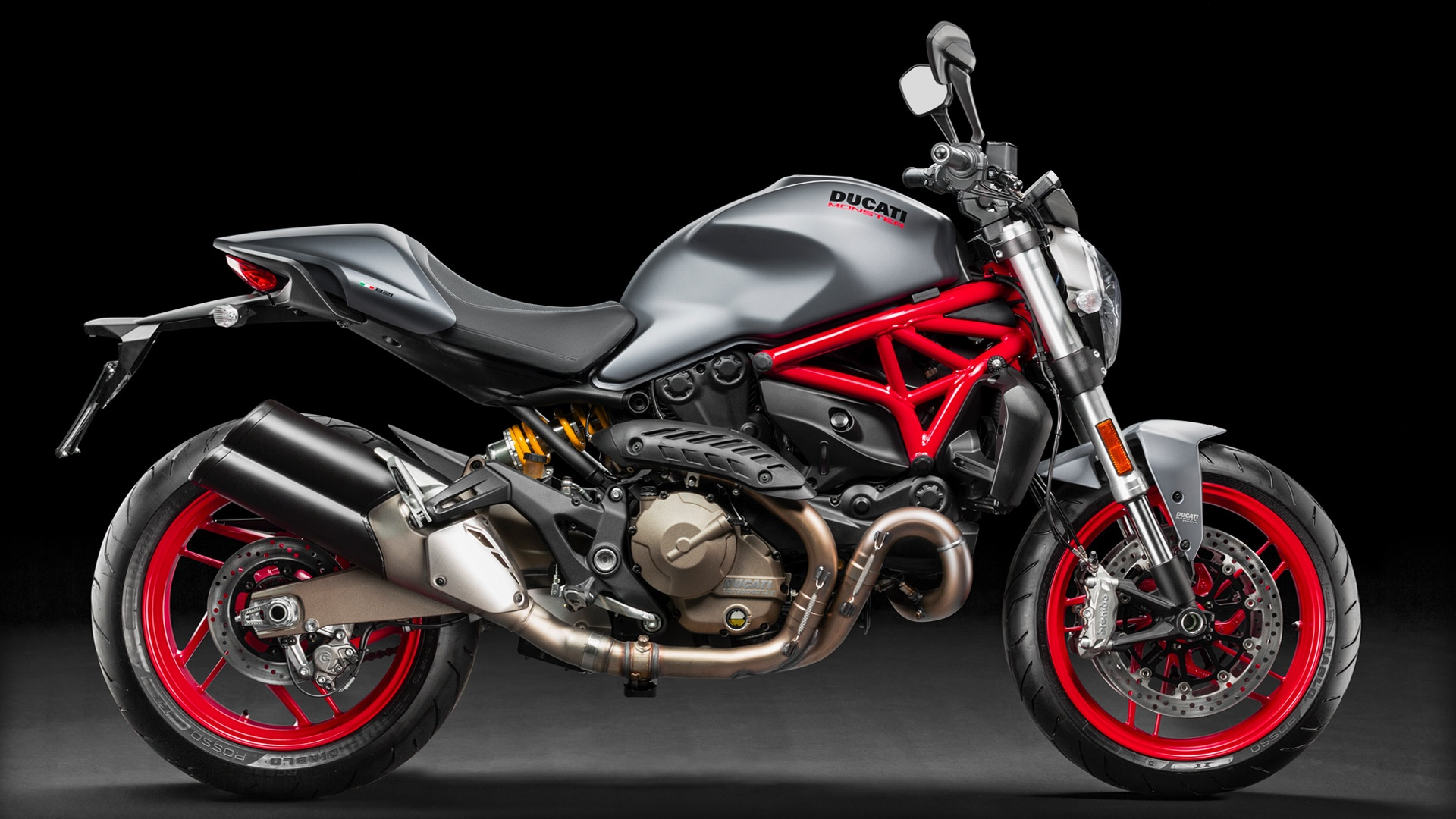 2017 Ducati Monster 821 for sale at Ducati Preston, Lancashire, Scotland