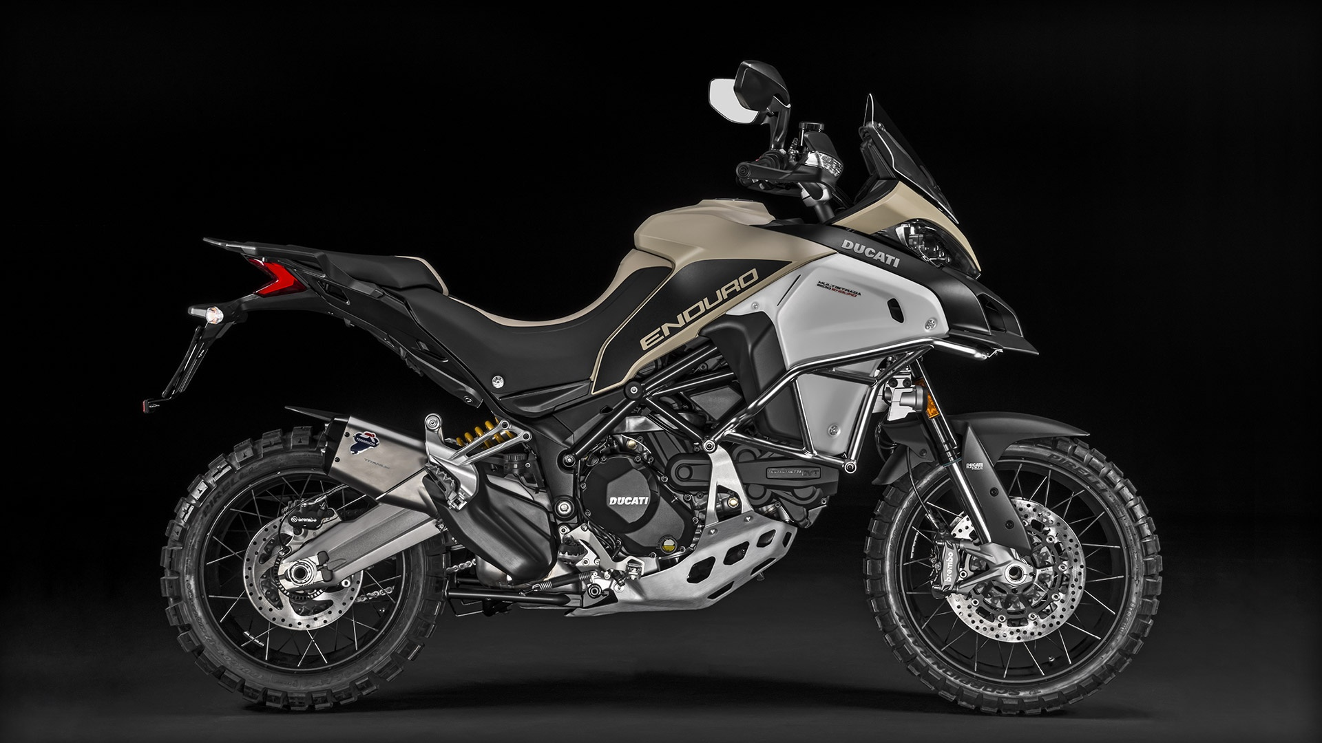 2017 Ducati Multistrada 1200 Enduro Pro for sale at Ducati Preston, Lancashire, Scotland