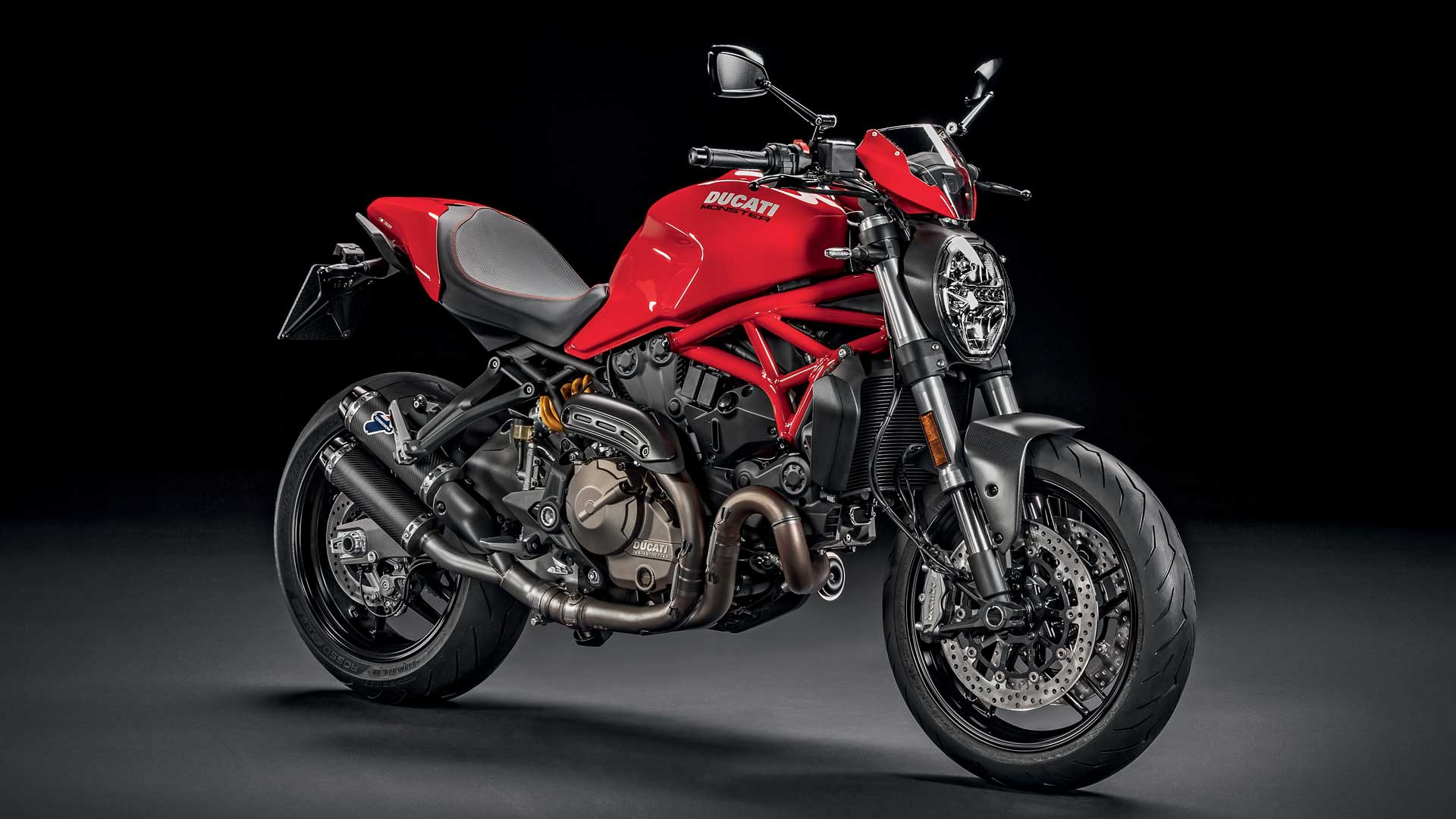 Ducati Monster Hp