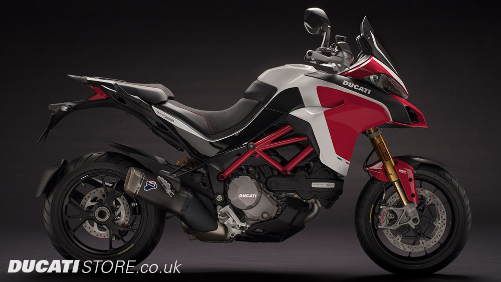 2018 Ducati Multistrada 1260 Pikes Peak for sale at Ducati Preston, Lancashire, Scotland