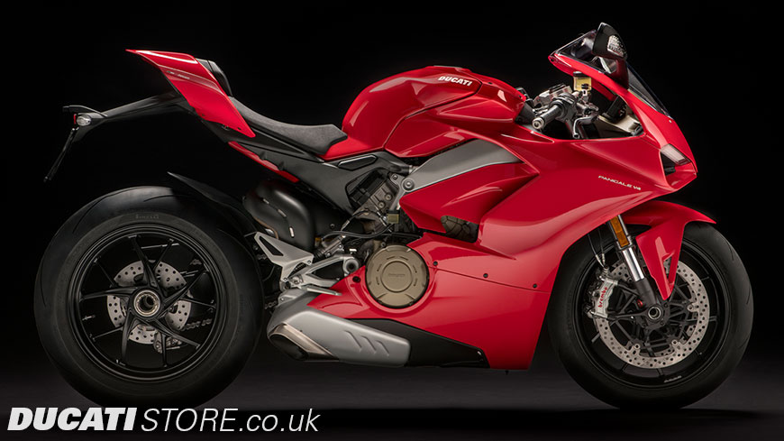 2018 Ducati Panigale V4 for sale at Ducati Preston, Lancashire, Scotland