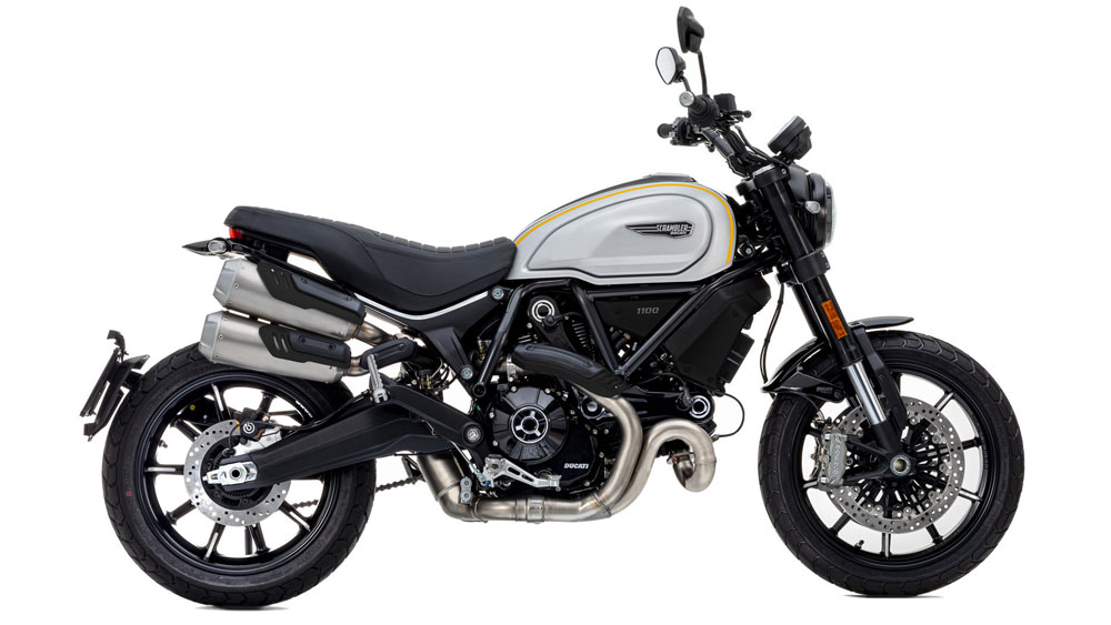 2018 Ducati Scrambler 1100 for sale at Ducati Preston, Lancashire, Scotland