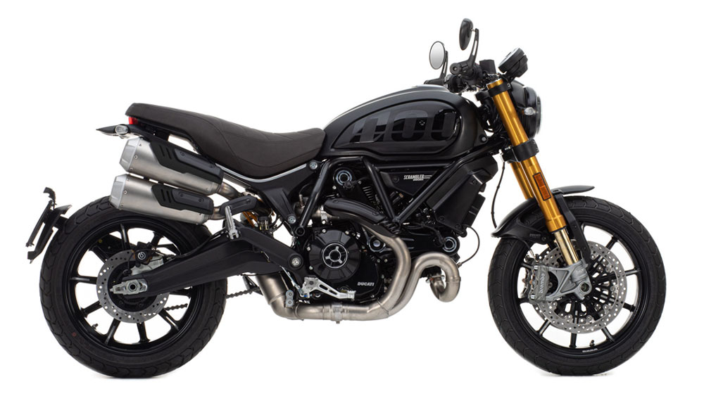 2018 Ducati Scrambler 1100 Sport for sale at Ducati Preston, Lancashire, Scotland