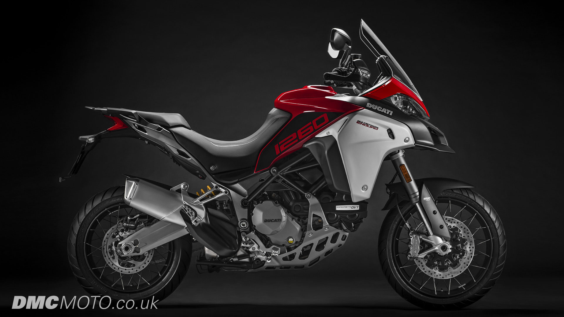2019 Ducati Multistrada 1260 Enduro for sale at Ducati Preston, Lancashire, Scotland