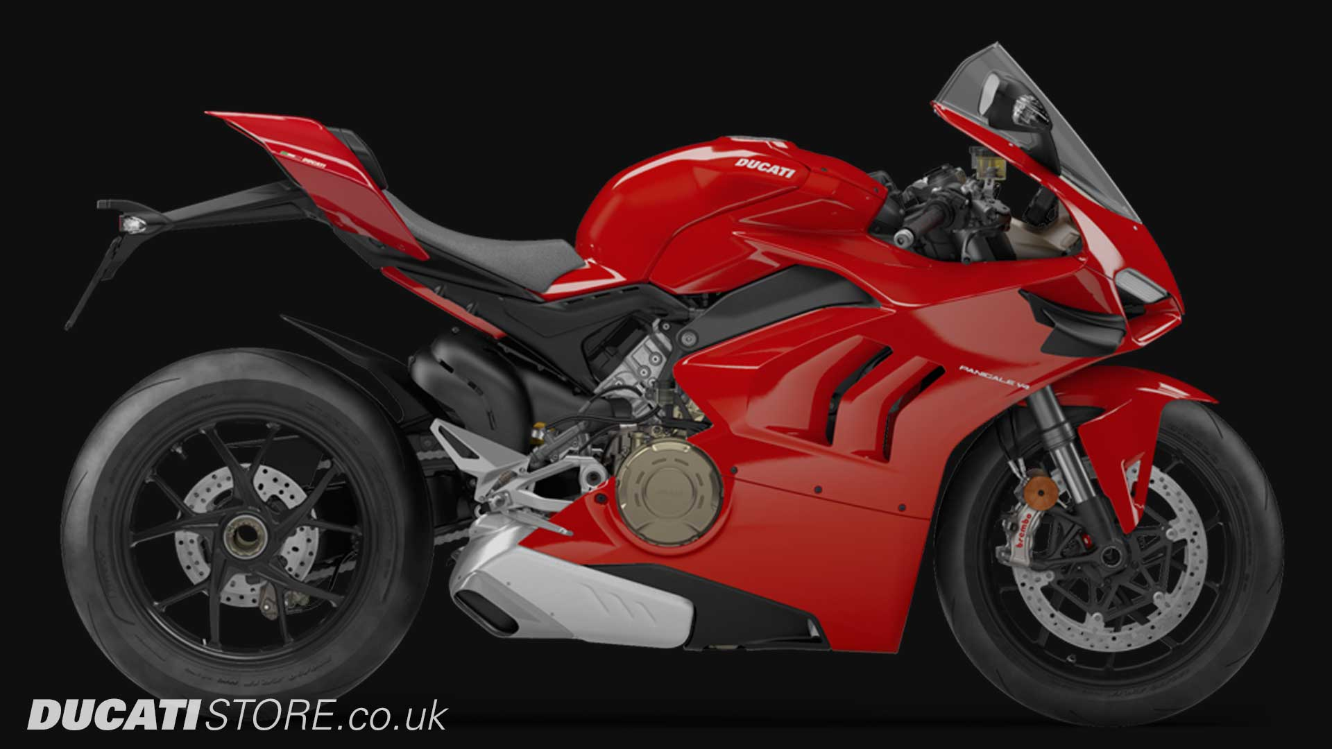 2020 Ducati Panigale V4 for sale at Ducati Preston, Lancashire, Scotland