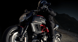used ducati diavel